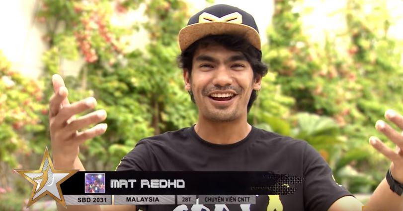 Video Rakyat Malaysia Dalam Ninja Warrior