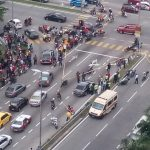 Video Tembakan Di Traffic Light Setapak Central